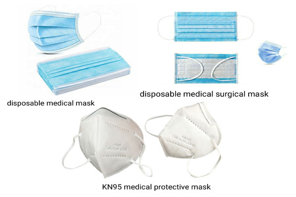 Face masks manufacturer and supplier in China